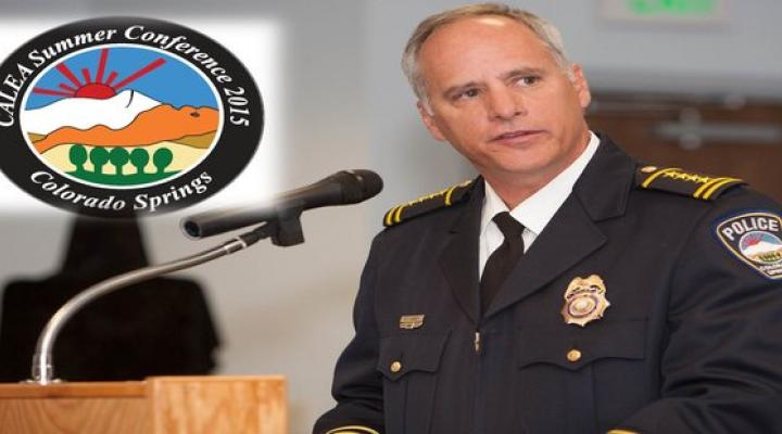 Chief Carey's Welcome Message
