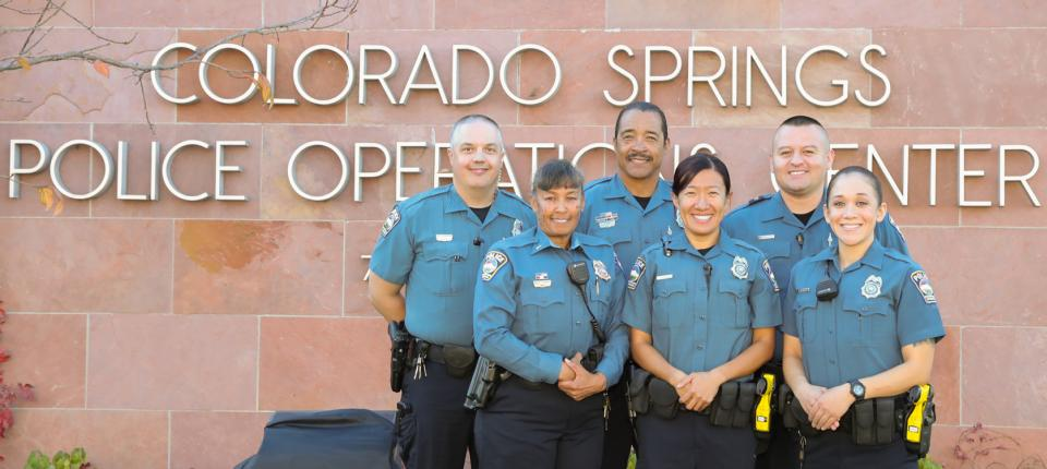 Join the CSPD!