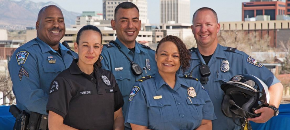 Become a CSPD Police Officer!